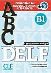 ABC DELF Niveau B1 - Nowa formuła 2021 Książka + CD + klucz + zawartość online