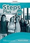 Steps Plus dla klasy 8 Materiały ćwiczeniowe z kodem dostępu do Online Practice