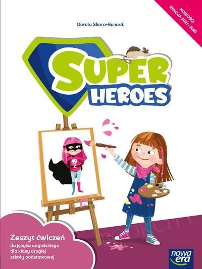Super Heroes kl.2 Zeszyt ćwiczeń