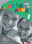 Hallo Anna neu 2 (wersja niemiecka) Zeszyt ćwiczeń + CD