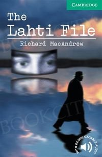 The Lahti File Book with downloadable audio