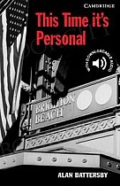 This Time It's Personal Book with downloadable audio
