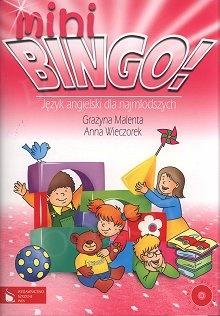 Mini Bingo! Język angielski dla najmłodszych Podręcznik