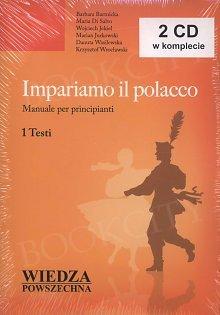 Impariamo il polacco tom 1 + tom 2 (+ 2 CD)