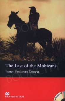 Last Of The Mohicans Book and CD