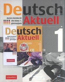 Deutsch Aktuell 1 podręcznik metodyczny+CD do ćw. gratis
