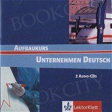 Unternehmen Deutsch Aufbaukurs (poziom B1-B2) 2 płyty CD