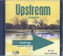 Upstream Beginner A1+ Class Audio CDs (set of 3)