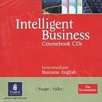 Intelligent Business Intermediate Class Audio CDs (2)