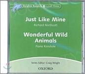 Just Like Mine / Wonderful Wild Animals (Audio CD) Just Like Mine / Wonderful Wild Animals (Audio CD)