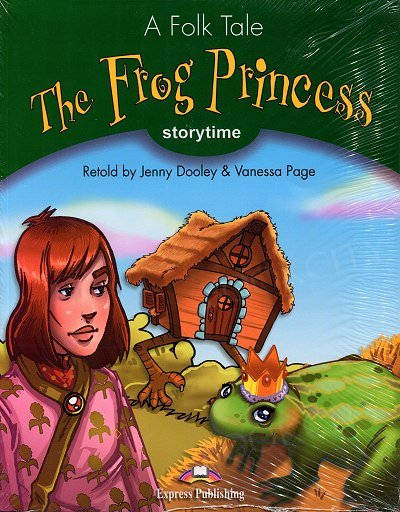 The Frog Princess Reader
