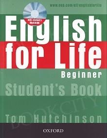 English for Life Beginner podręcznik