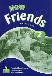 New Friends 2 Teacher's Book