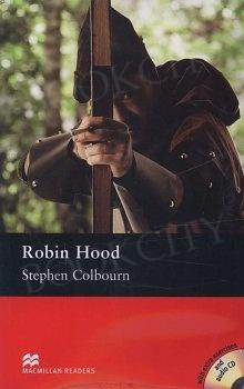 Robin Hood Book and CD