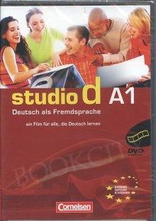 studio d A1 Film na DVD
