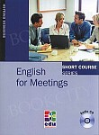 English for Meetings Student's Book + CD