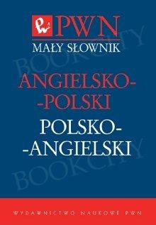 Mały słownik angielsko-polski polsko-angielski oprawa miękka