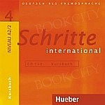 Schritte international 4 2 CDs