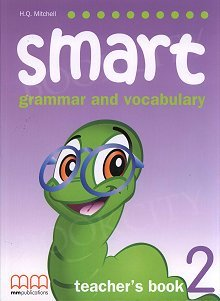 Smart. Grammar and Vocabulary 2 książka nauczyciela