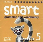 Smart. Grammar and Vocabulary 5 Class CD