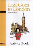 Lisa Goes to London Activity Book