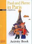 Paul and Pierre in Paris Activity Book
