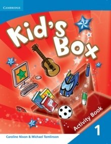 Kid's Box Level 1 Activity Book