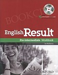 English Result Pre-intermediate Workbook with MultiROM (no key)