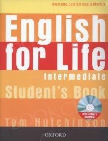 English for Life Intermediate podręcznik