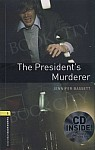 The President's Murderer Book and CD