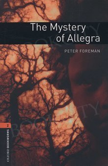 The Mystery of Allegra Book