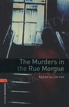The Murders in the Rue Morgue Book