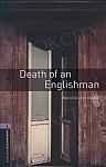 Death of an Englishman Book