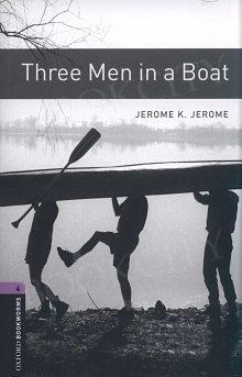 Three Men in a Boat Book