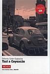 Taxi a Coyoacan Książka + CD
