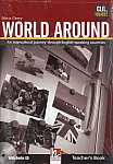 World Around Teacher's Book + Audio CD