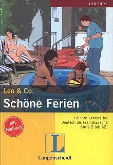 Lektury z CD dla młodzieży i dorosłych Schöne Ferien (2)