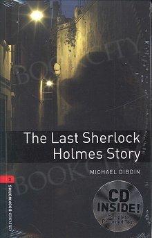 The Last Sherlock Holmes Story Book + MP3