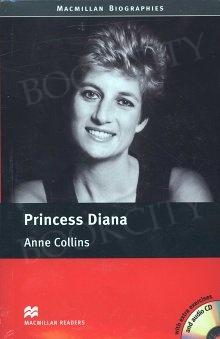 Princess Diana Biography Book + CD