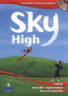 Sky High  Starter podręcznik