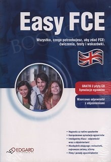 Easy FCE Książka + Audio CD + MP3