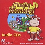 Cheeky Monkey 1 Audio CD (2)