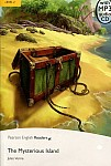 Mysterious Island Book plus MP3 CD