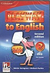 Playway to English 2 ed Level 2 DVD PAL