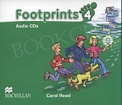 Footprints 4 Class Audio CD (3)