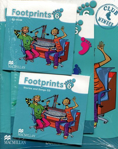 Footprints 6 Photocopiables CD-Rom Pack
