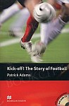 Kick Off! The Story of Football Book + CD Audio