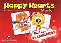Happy Hearts Starter Picture Flashcards