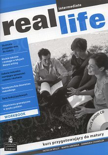 Real Life Intermediate - wydanie uaktualnione ćwiczenia