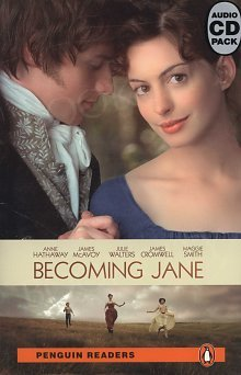 Becoming Jane Book plus mp3